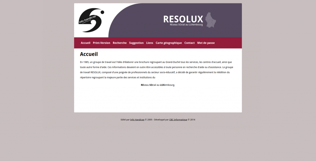 Screenshot Resolux